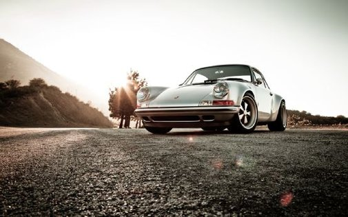 One of my dream cars...  911 Singer
