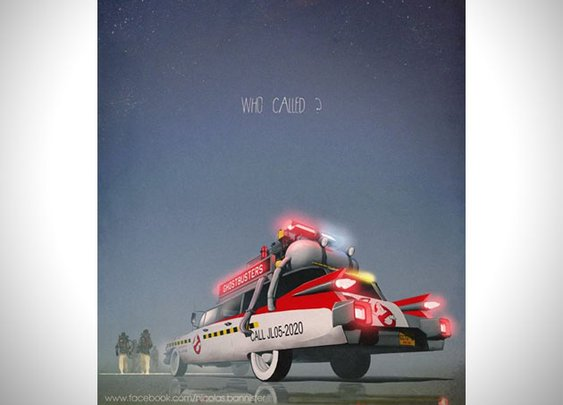 Nicolas Bannister Famous Movie Cars | The Coolector