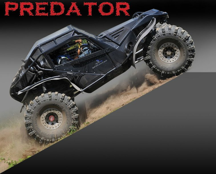Ghe-O Motors: Predator