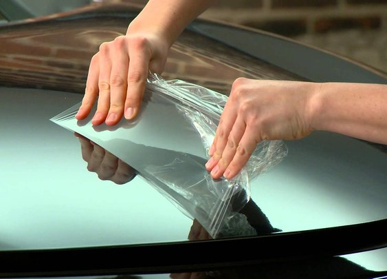 3M™ Paint Defender Spray Film: Removal - YouTube