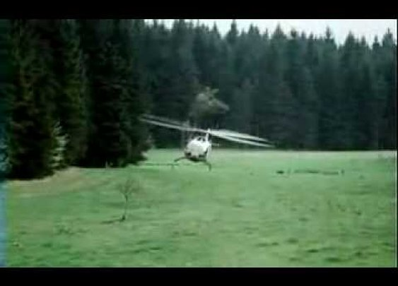 Insane Helicopter Pilot - YouTube