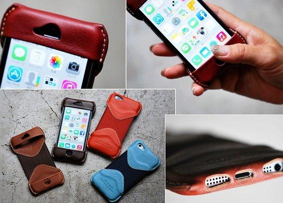 Roberu iPhone 5S Case - BonjourLife