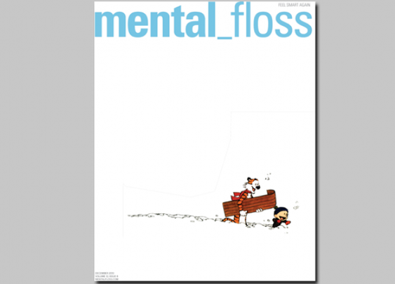 Mental Floss Exclusive: Our Interview with Bill Watterson!