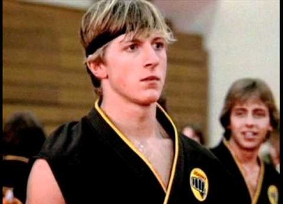 The Johnny Lawrence Story