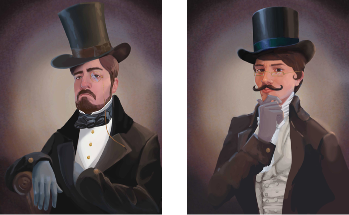 Max Gentlemen by The Men Who Wear Many Hats