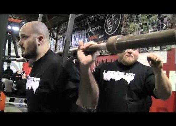 EliteFTS.com So You Think You Can Squat Part 1 - YouTube