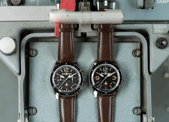 Bell & Ross BR126 Vintage Falcon Watch | The Coolector