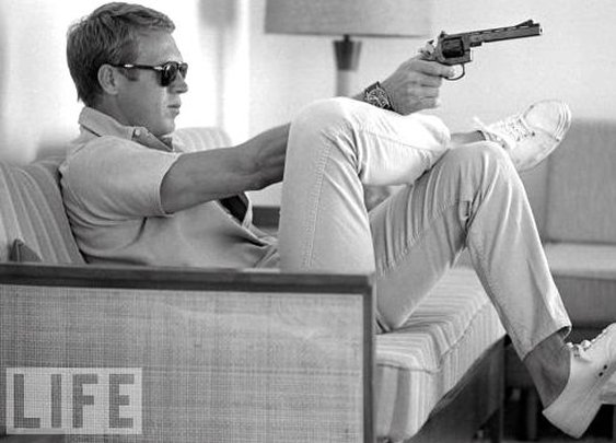 Steve McQueen | Don't be that bro!