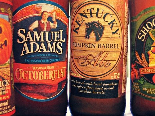 Seasonal Pints: Our Favorite Pumpkin Beers for Fall
