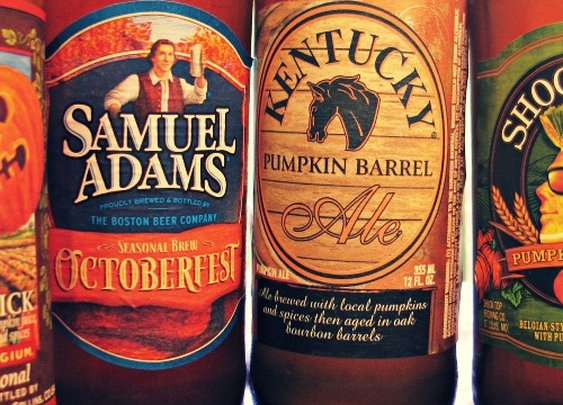 Seasonal Pints: Our Favorite Pumpkin Beers for Fall