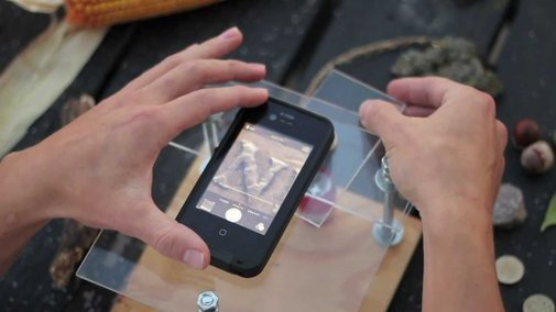 Turn Your Smartphone Into a Digital Microscope! - YouTube