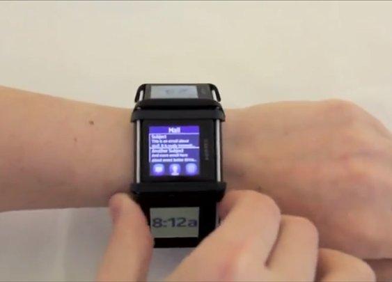 Watch Cool new Nokia smart watch @ Komando Video