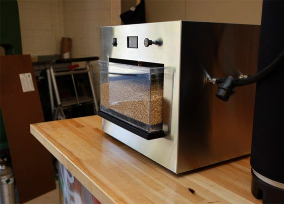 PicoBrew Zymatic: Make Your Own Beer By The 4th Quarter
