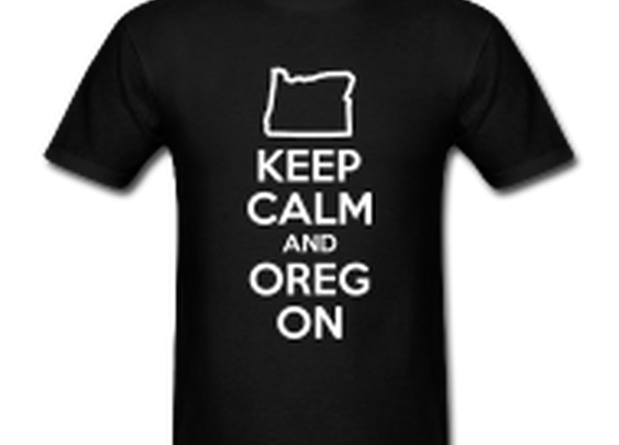 Keep Calm and Oregon | Northwest of Normal