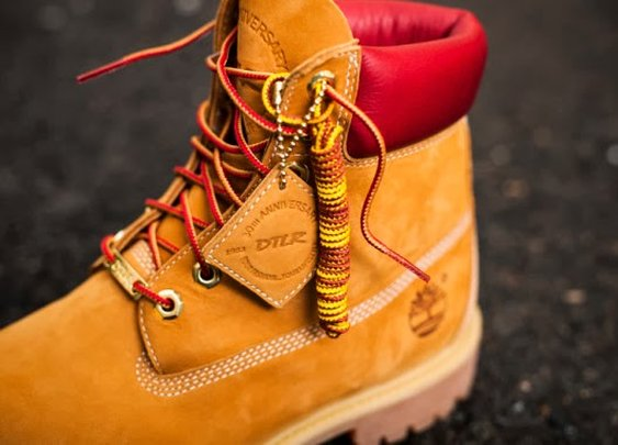 Timberland Special Edition DTLR X
