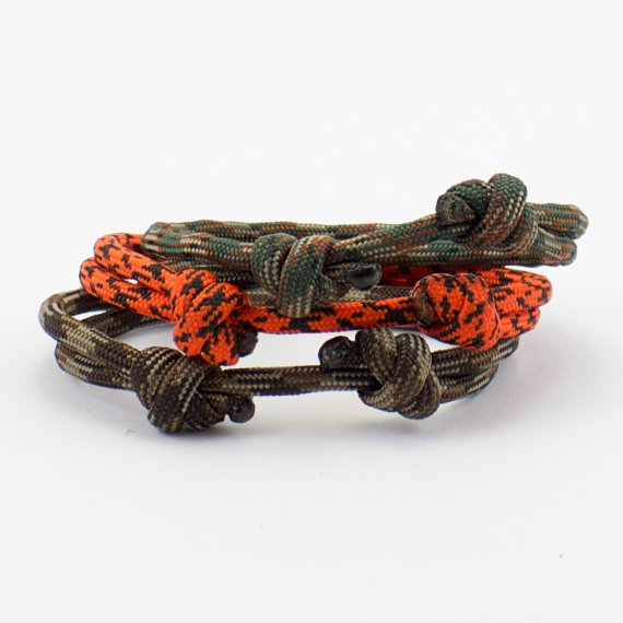 Paracord Bracelet Camo Collection Buy Two Get by DesignedTurning