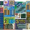 What are your odds of winning the lottery and winning on scratch tickets?