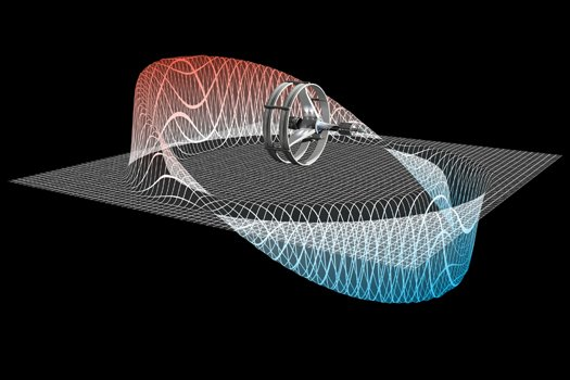 Faster-Than-Light Drive | Popular Science