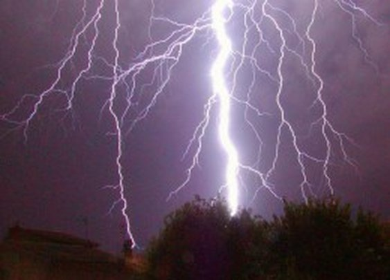 Thunderstorms can kill your computer!