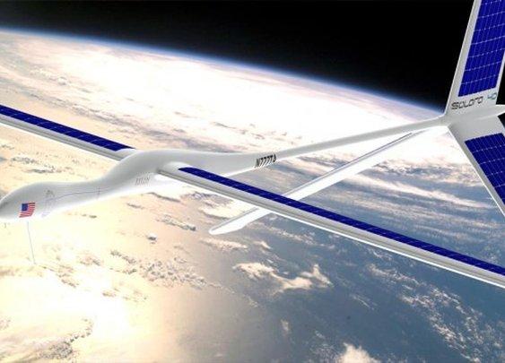 Airplane: Five Years Aloft At 65K Feet