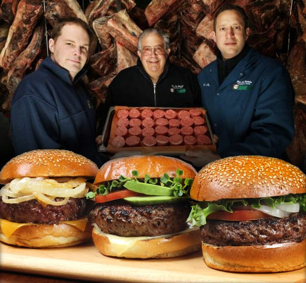 Gifts for Men - Pat LaFrieda Burger Blends
