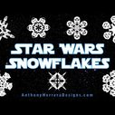 Star Wars Snowflakes 2013