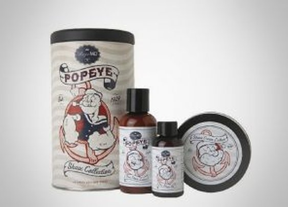 Razor MD Popeye Shave Kit by Man of Many | Details Network