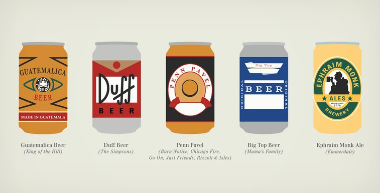 Fantastical Fictive Beers   The Coolector