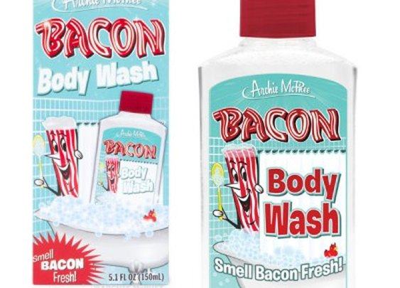 Bacon Body Wash - Archie McPhee & Co.