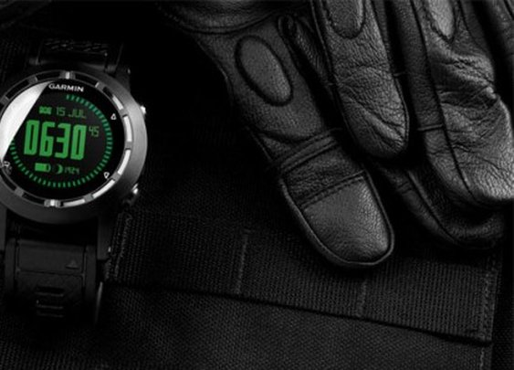 Garmin introduces tactical GPS navigator watch