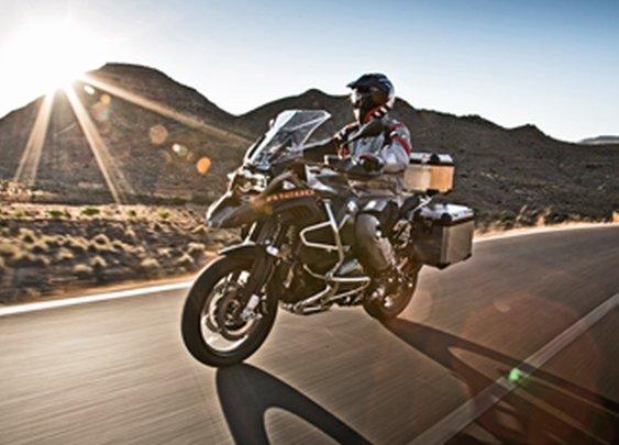 2014 BMW R1200GS Adventure