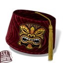 Haku Fez : Fez-o-rama, Fez hat makers, Handcrafted custom velvet fezzes.