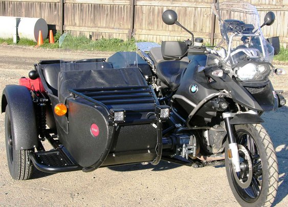 DMC Sidecars brings you the M72DX Sidecar