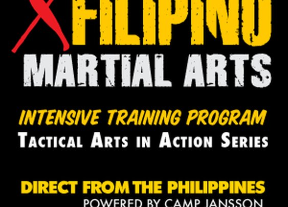 Intensive Filipino Martial Arts Stick & Knife Fighting seminar series