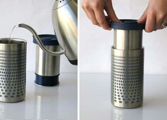 Impress coffee brewer [Gamila Company » Features]