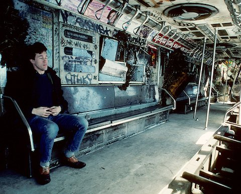 Incredible Photos of the New York City Subway During the 1980s  –  Flavorwire
