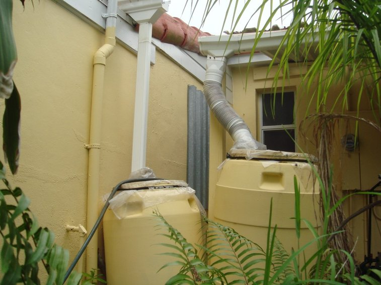 Make Your Own Rain Catch System - Prepper Recon.com