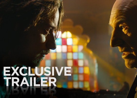 X-MEN: DAYS OF FUTURE PAST - Official Trailer (2014) - YouTube