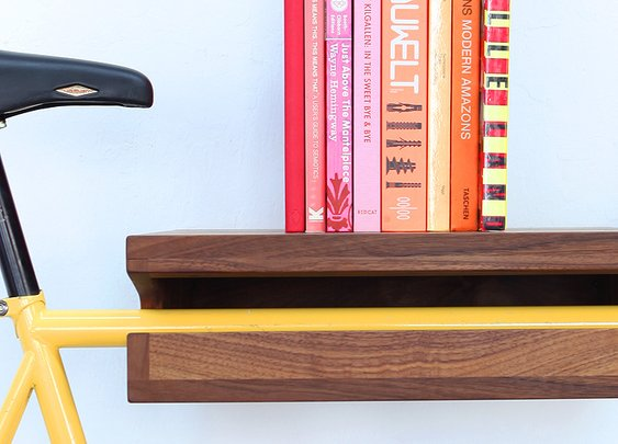 Knife & Saw / Home of The Bike Shelf & Other Wooden Objects