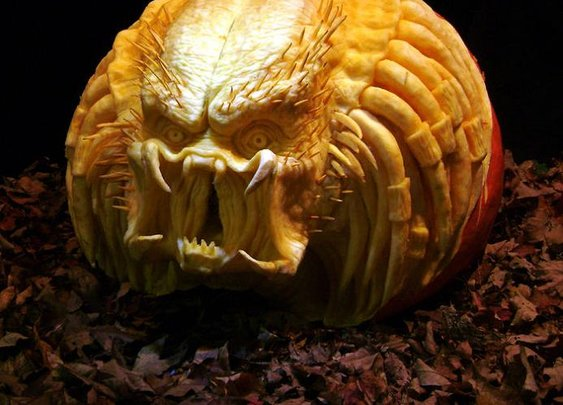25 Mind-Blowing Halloween Pumpkins     «TwistedSifter