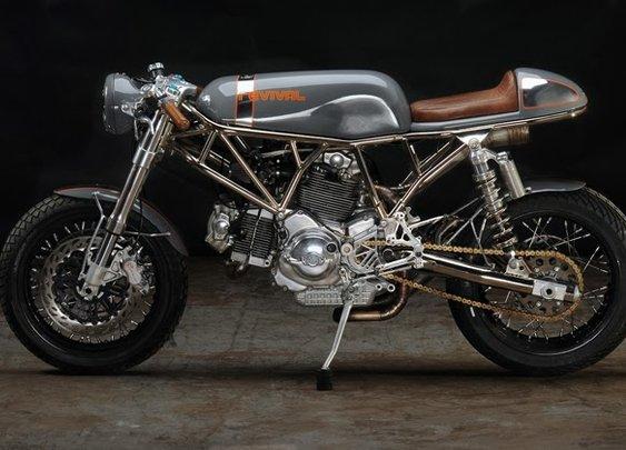 Ducati SportClassic Motorcycle