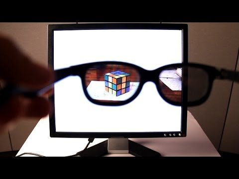 Amazing Secret Monitor! (How To Video)