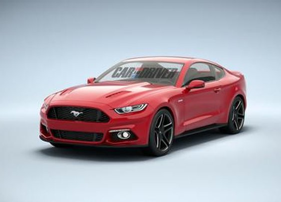 2015 Ford Mustang Leaked! 360º View and Full Details – News – Car and Driver