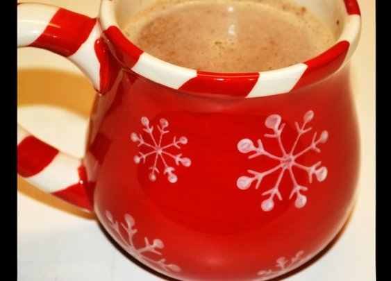Creamy Crockpot Hot Cocoa {Best Ever!} - Mrs Happy Homemaker