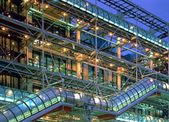 Pompidou Centre major art avant-garde