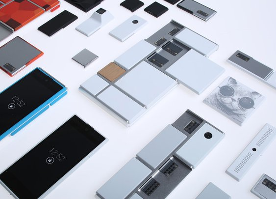 Motorola Project Ara: One Phone For Life?