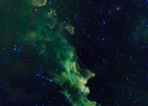 Happy Halloween - Witch Head Nebula