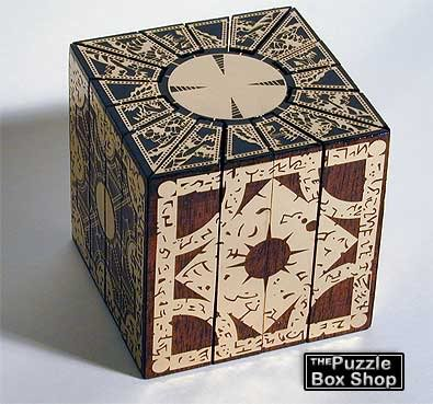 Gotta Have It! Lemarchand's Puzzle box : 101 or Less