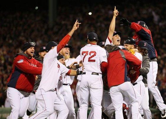 World Series 2013: Boston Red Sox beat St Louis Cardinals
