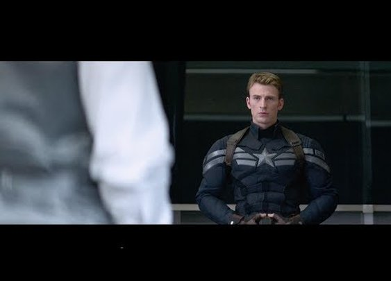 Captain America The Winter Soldier trailer - YouTube